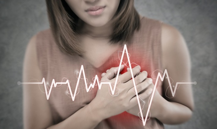 Why do young women die of heart disease?