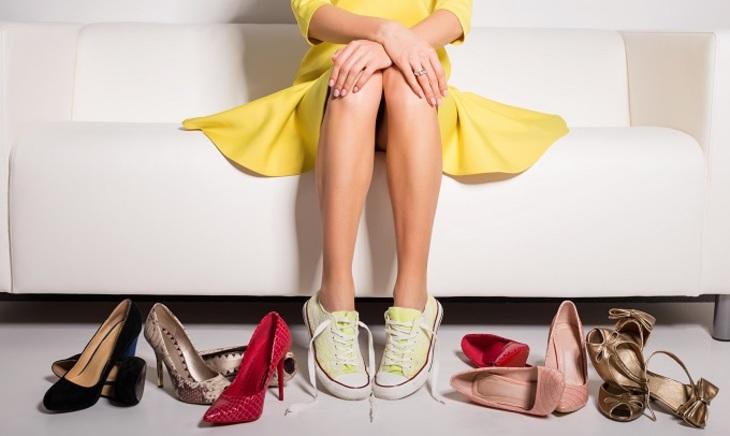 Летние мозоли: берегите ноги