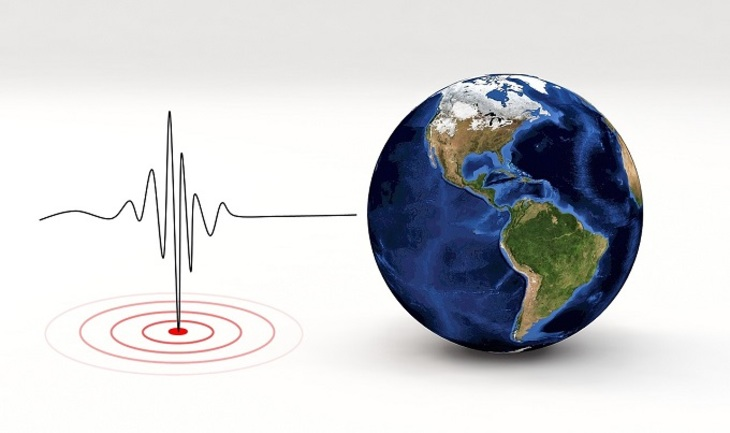Землетрясение в Калифорнии затронуло магнитное поле Земли