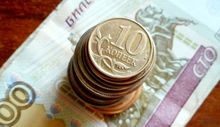 Большинство граждан России получают заработную плату в23,5 тыс. руб.