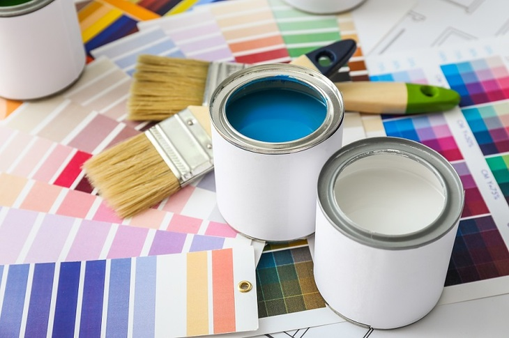 Time, money, safety: why is paint better than wallpaper?  - Photo