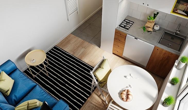 Недвижимость в Москве: курс на минимализм - фото