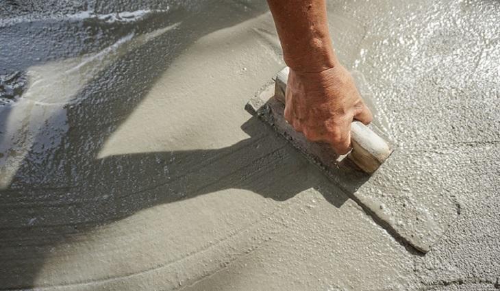 Когда создали бетон протекает бетон