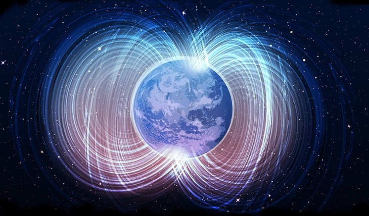 Mysterious anomaly weakens Earth's magnetic field - photo