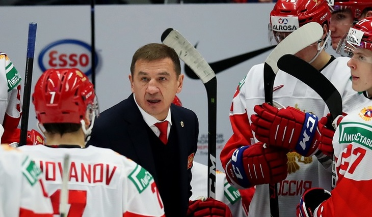 And in hockey again a revolution!  - Photo