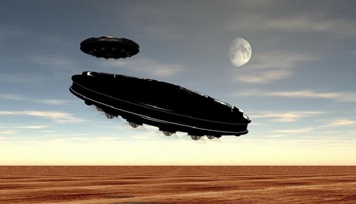 UFO hostile actions - photo