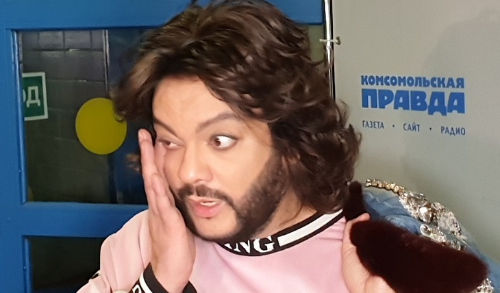 Philip Kirkorov with Sergei Lazarev were in the center of the scandal - photo