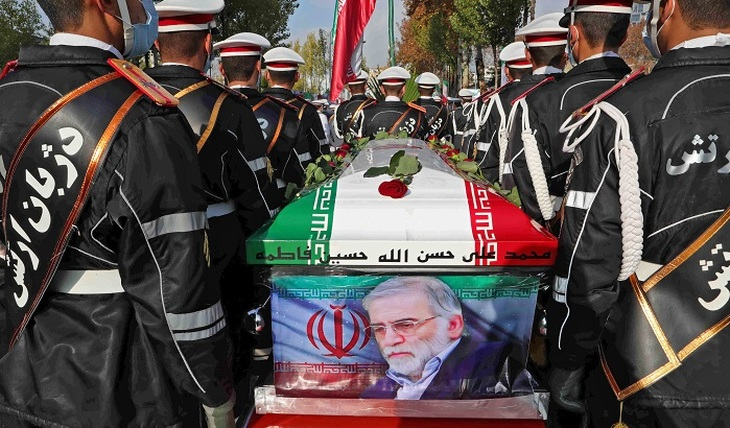 Iranians defenseless against Mossad - photo