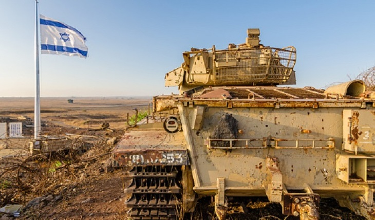 The Israeli army was robbed in a big way - photo