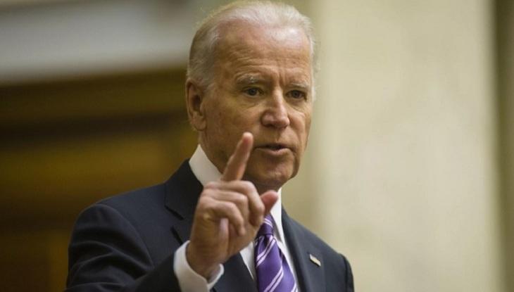 Joe Biden is going on a Ukrainian hike - photo