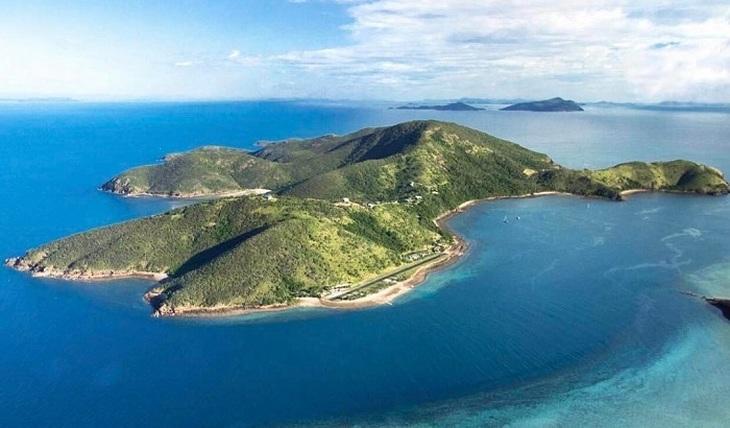 The Chinese captured the Australian island (photo)