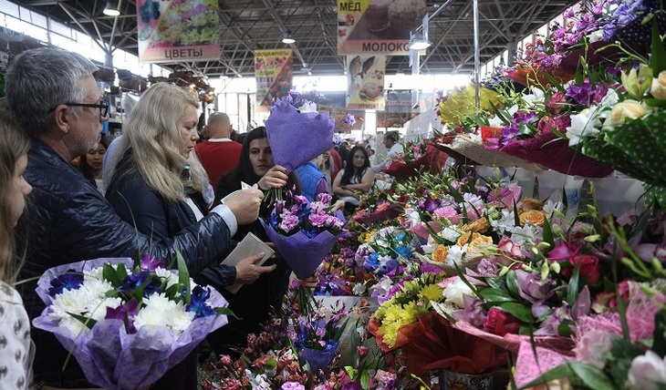 Flower business can wither - photo