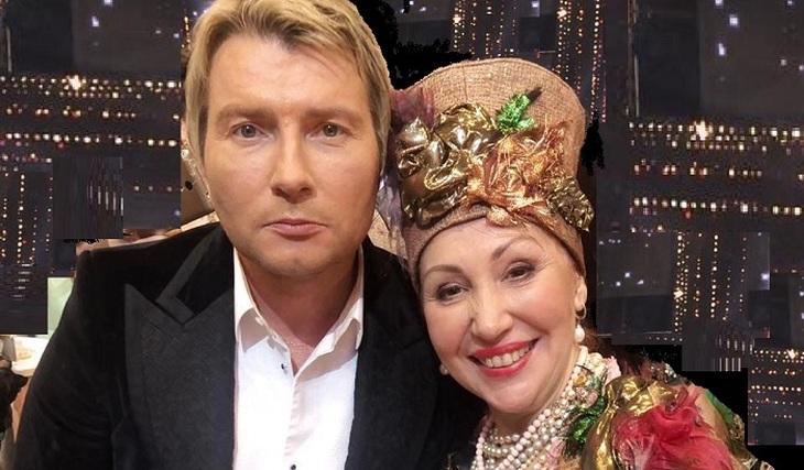 Voronina made friends with Baskov - photo