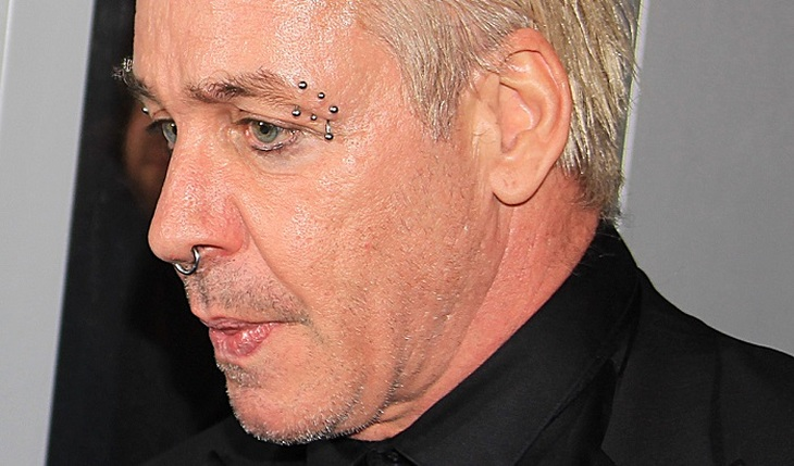 Lindemann registered in Russia - photo