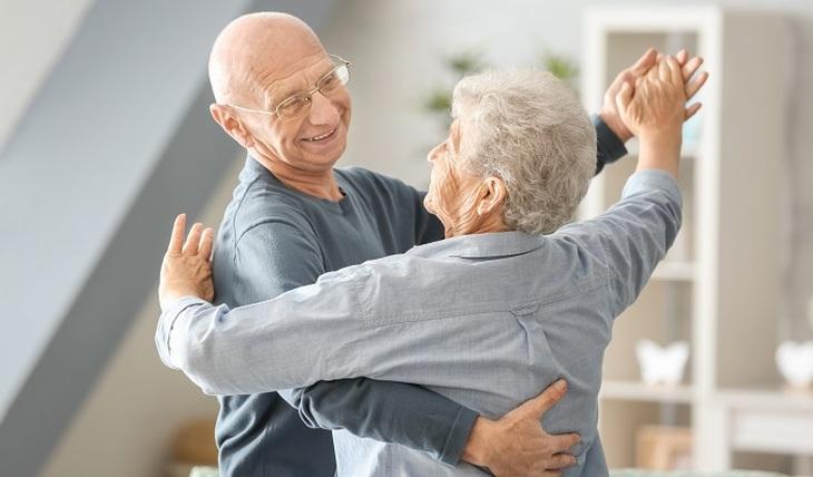Танцы против болезни Паркинсона - фото