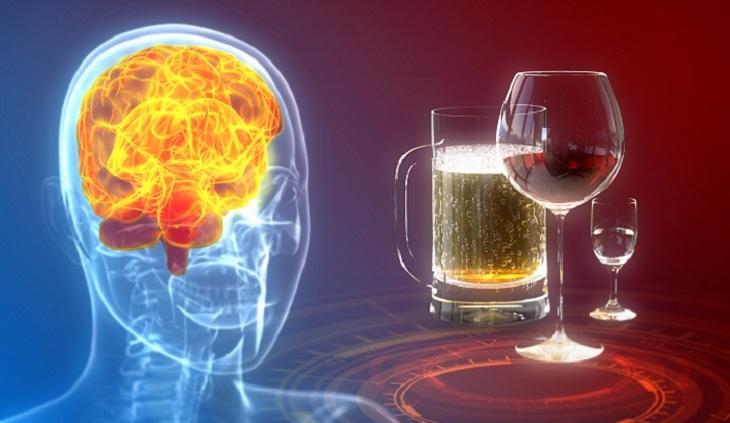И капля алкоголя убивает клетки мозга - фото