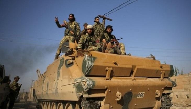 США направляют в Афганистан  армию наемников-джихадистов - фото