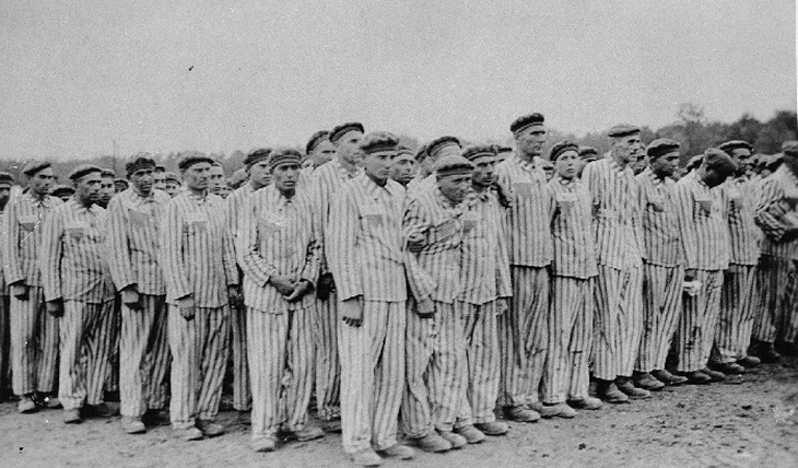 Buchenwald banned - photo