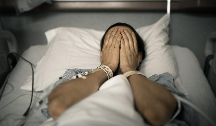 Больница или концлагерь? - фото