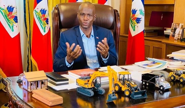 Президент Гаити - новая жертва в «списке Клинтонов» - фото
