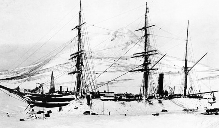 Two captains: tragedy in the Arctic - photo