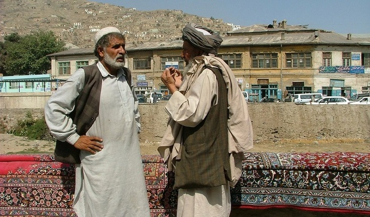 Taliban spread terror network - photo