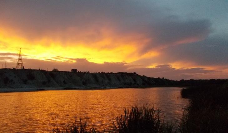 Волга скоро высохнет? - фото