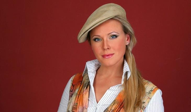 Maria Kulikova: