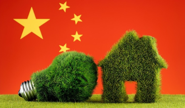 China hit by green energy - photos