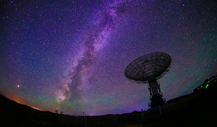 Приняты загадочные радиосигналы - фото
