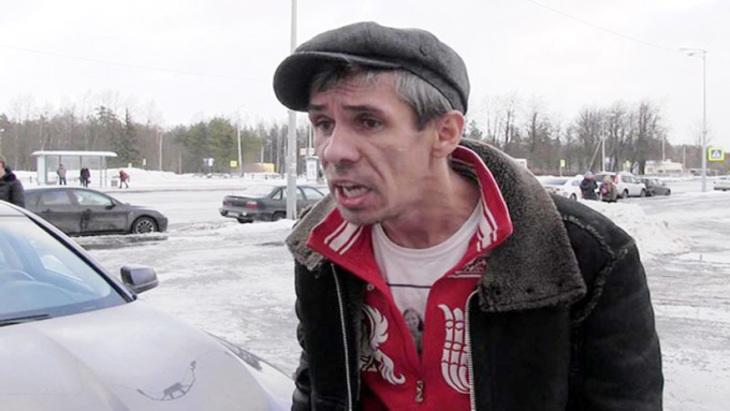 Алексей Панин расстался сдочерью