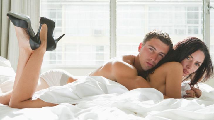 Обостряет секс