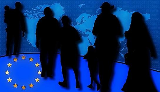 европа мигранты
