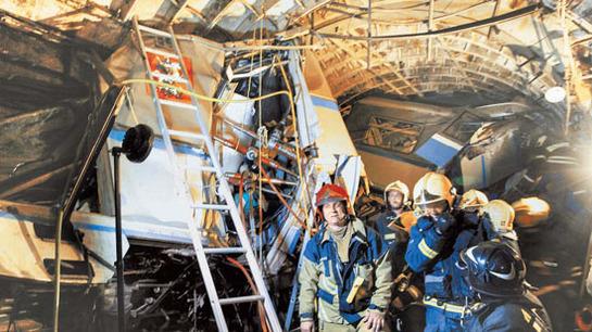 Что стало причиной катастрофы в московском метро?