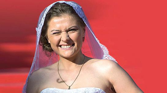 Свадьба Марии Голубкиной фальшивка?
