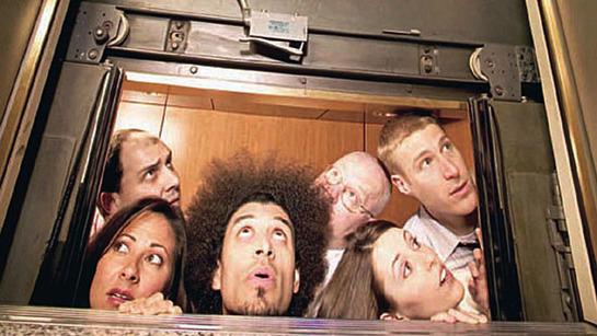 Лифт на тот свет?