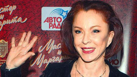 Анастасия Вертинская: «Моя старость - просто благодать»