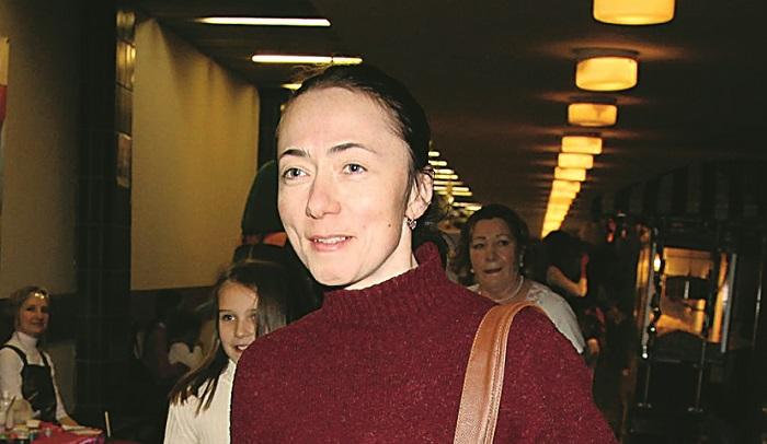 Sofya Kruglikova, stepmother of Anna-Maria Efremova