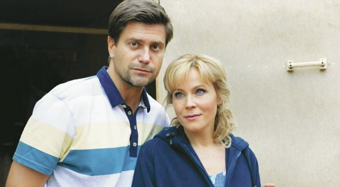 Мария Куликова и Виталий Кудрявцев