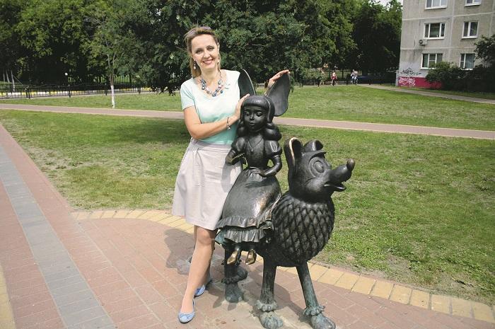 Татьяна Проценко три года назад