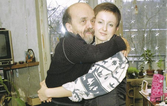 Владимир Федоров с 4-ой женой Верой