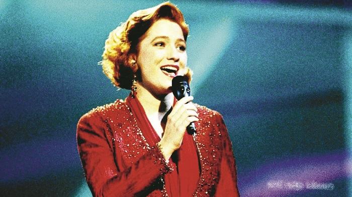 Neve Kavanagh at Eurovision