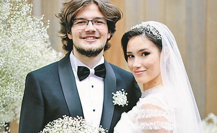 Dina Nemtsova and Dmitry Matevosov
