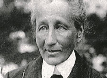 Старшая дочь Александра Пушкина