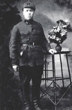 Атаман нашел могилу своего деда - защитника Курской дуги