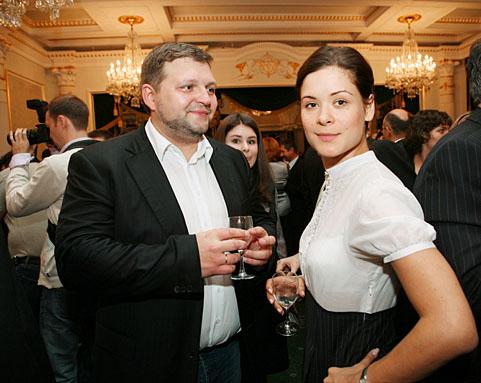 Никита Белых и Мария Гайдар