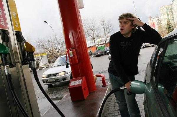 повышение цен на топливо