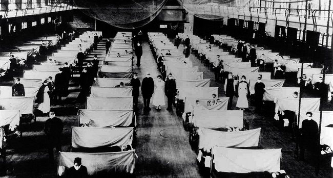 influenza pandemic 1918
