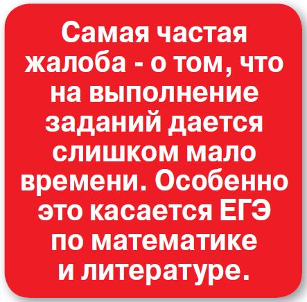 Рособрнадзор проанализировал предложения жителей посовершенствованию ЕГЭ