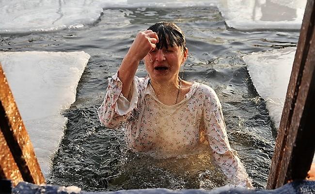 Православные христиане празднуют сегодня Крещение